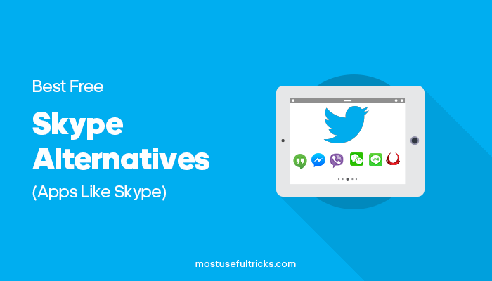 Free Skype Alternative