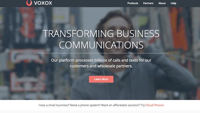 VOXOX Screenshot