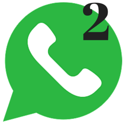 Two WhatsApp