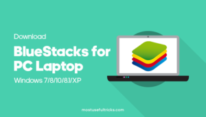 Download Blue Stacks for PC Laptop