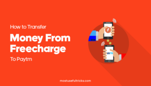 Transfer money from freecharge to PayTM