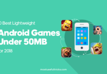 Android Games Under 50MB