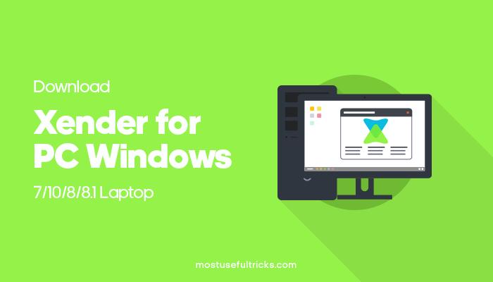 Download Xender