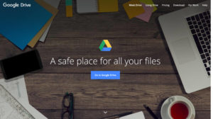 Google Drive - Cloud Storage