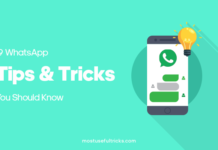 Whats App Tips & Tricks