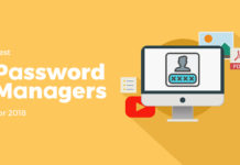 Best Password Managers For 2018