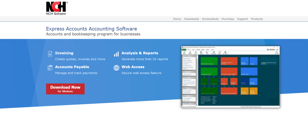Express Accounts by NCH Software