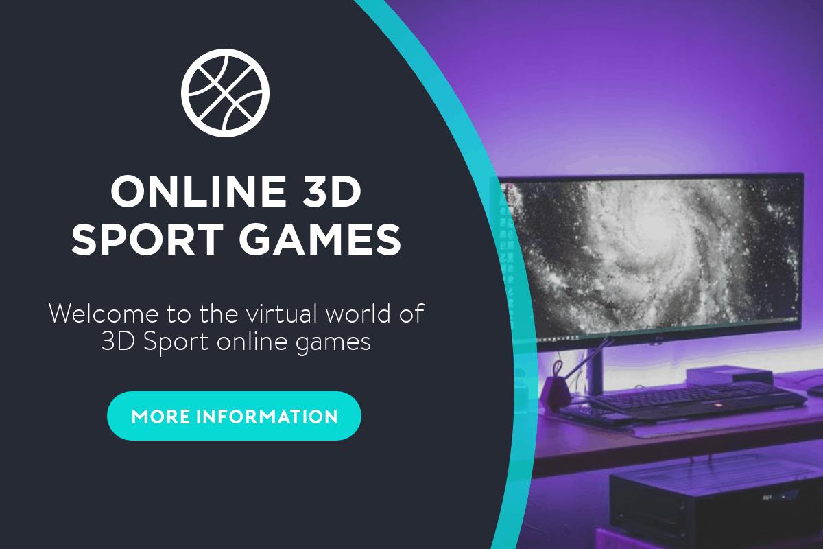 online 3d sport games