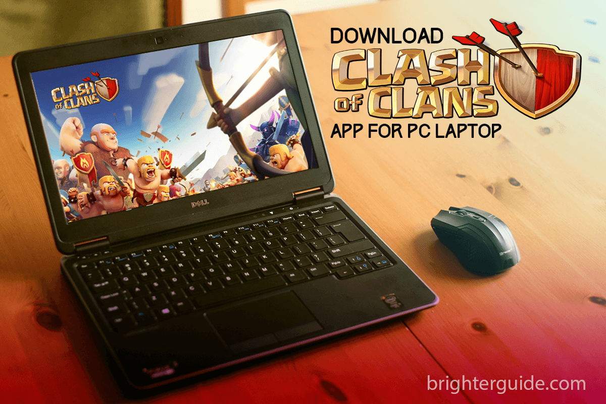 clash of clan for pc