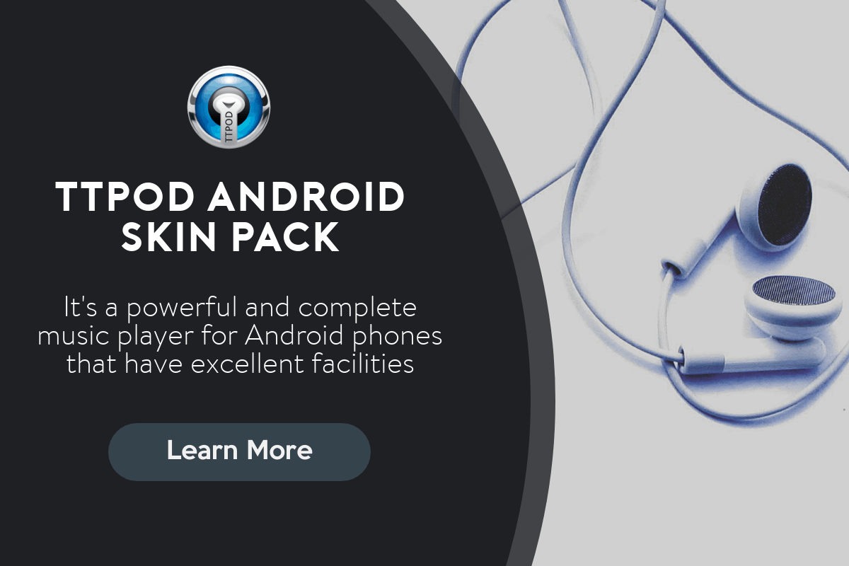ttpod android skin pack