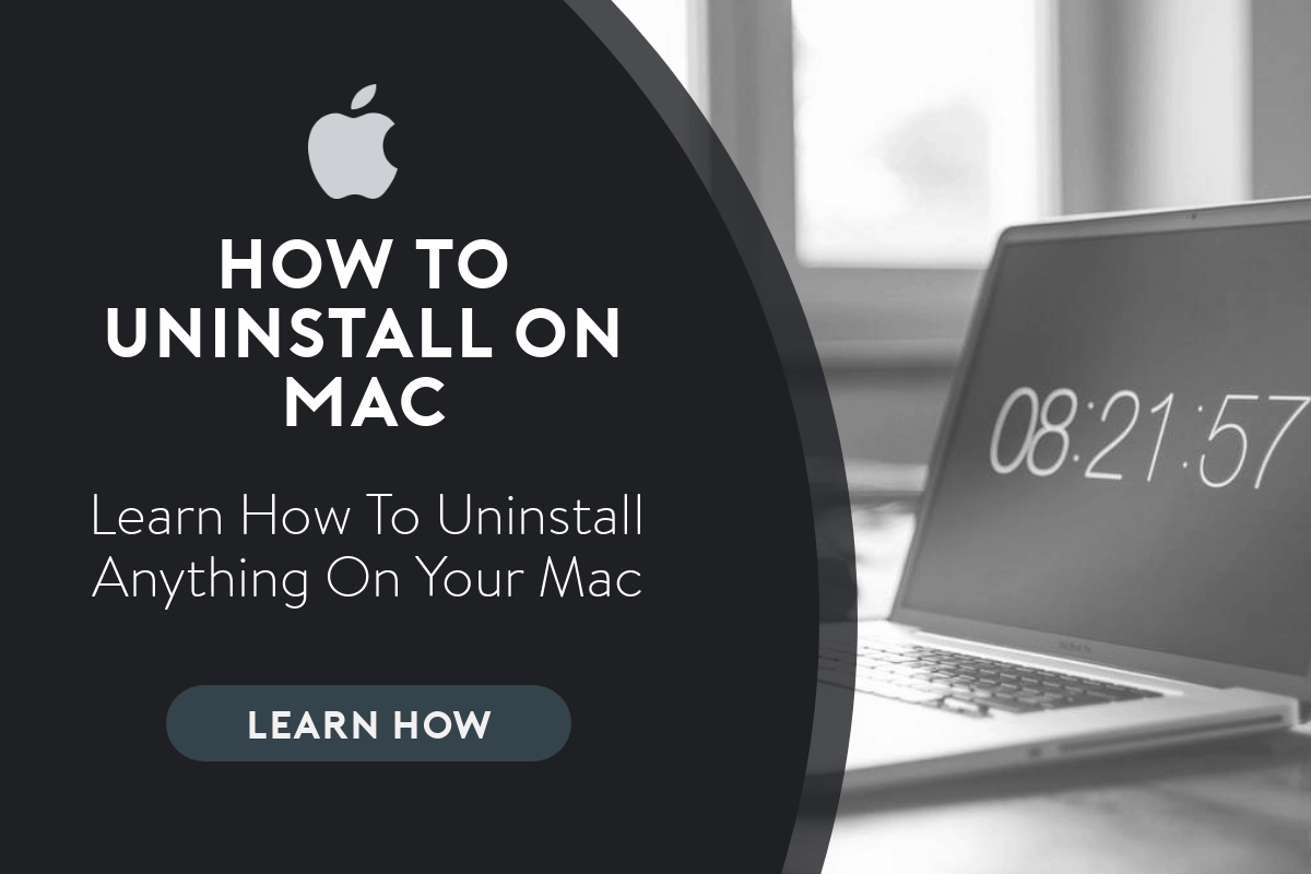 how to uninstall on mac